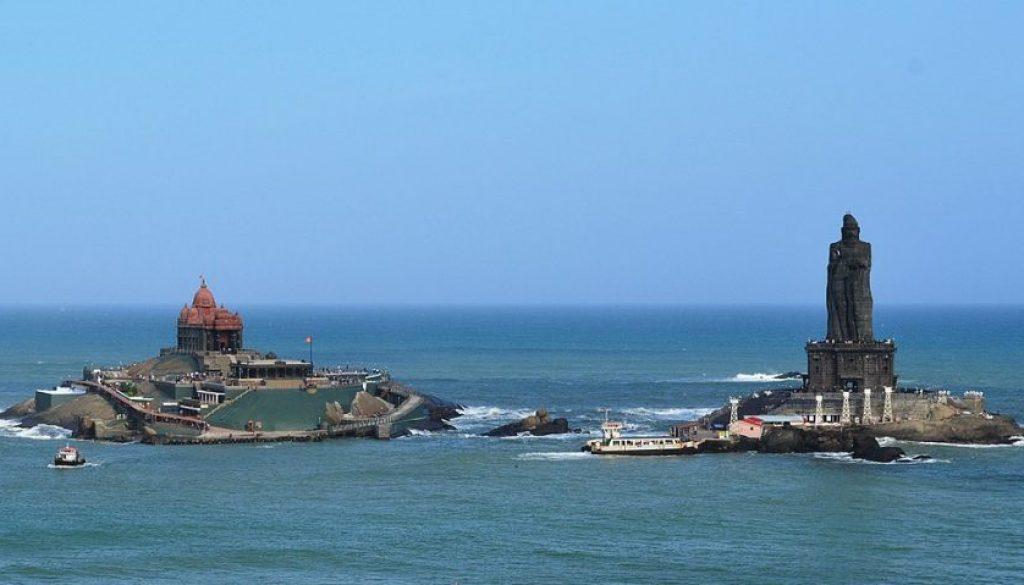 Kanyakumari – Where Land Ends