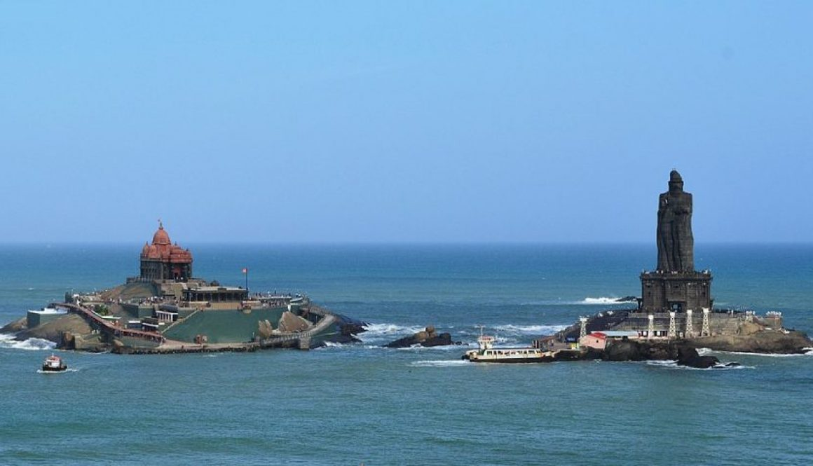 Kanyakumari – Where Land Ends