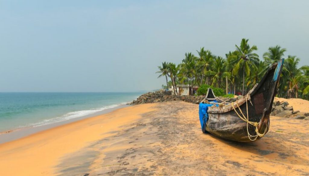 Beach beauties of Kerala