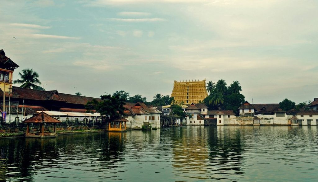 Mysterious Vault of Padmanabhaswamy Temple