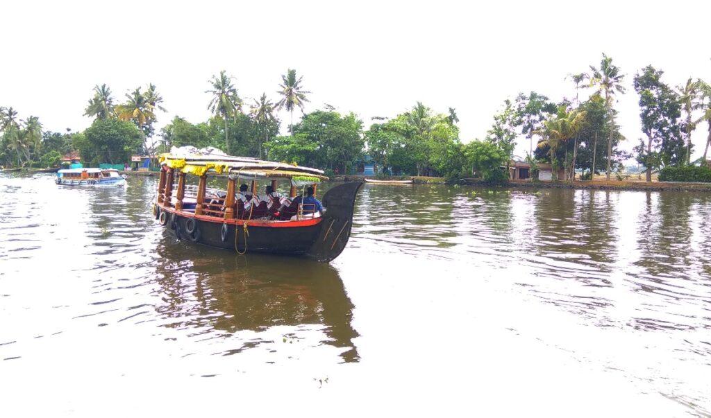 The Shikara Boat